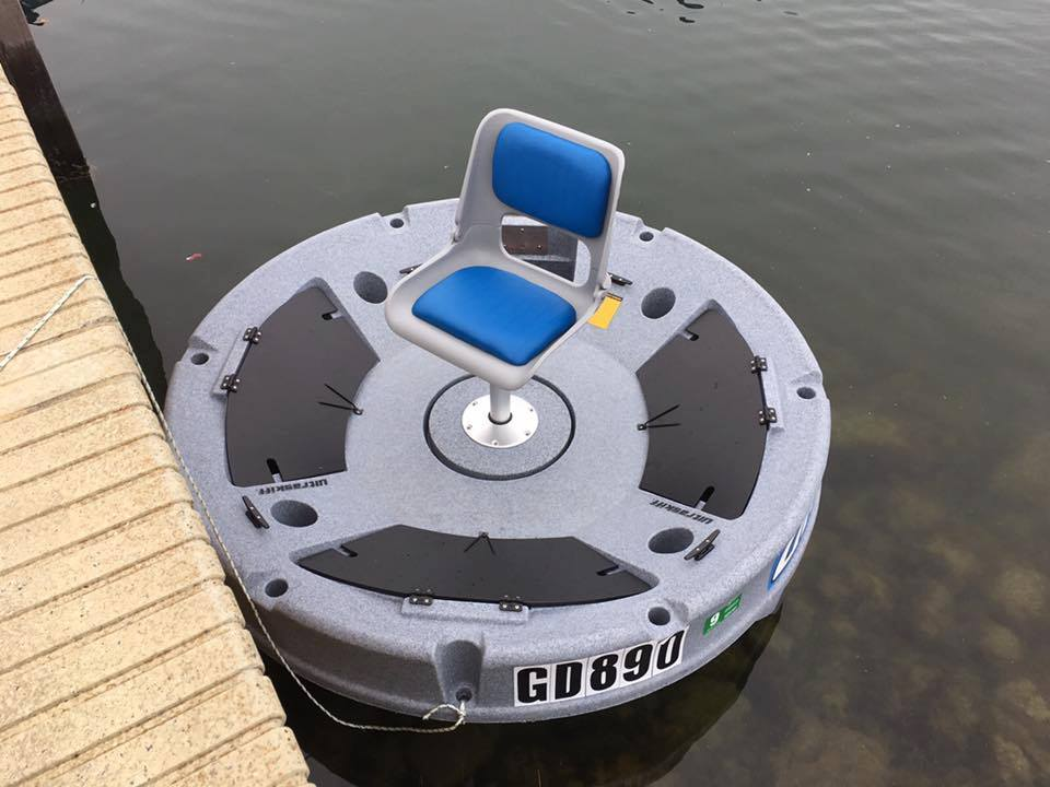 Ultraskiff 360 Is The Fishing Platform Everyone S Waiting For