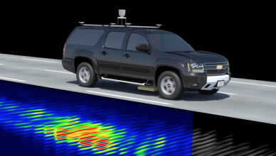 localizing ground-penetrating radar