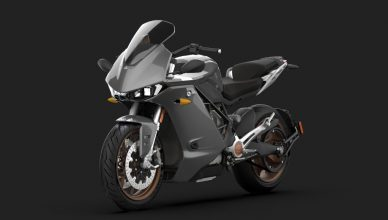 Electric motorcycle Zero SR/S