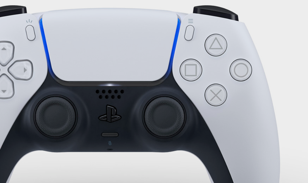 Sony's new DualSense controller for the PS5. Image courtesy: Sony
